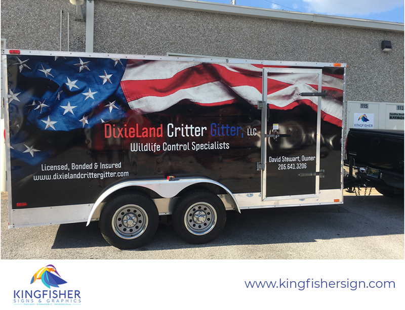Commercial Truck Wrap Cost